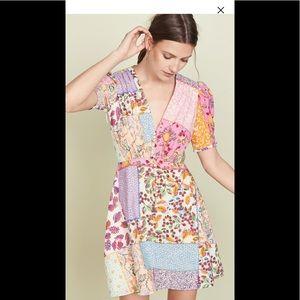 NWT Saloni Lea Dress Size 2